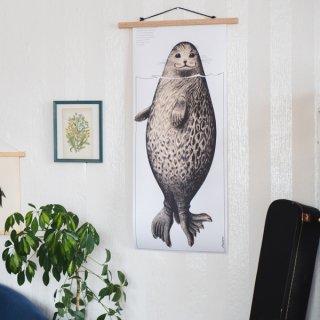 北欧ポスター「エリック・ブルーン自然シリーズ」