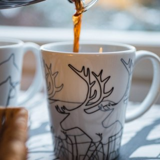 スウェーデン アンナビクトリアのマグカップ