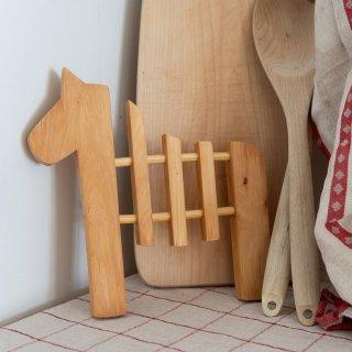木製ポットマット/鍋敷き