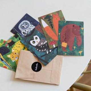 ポストカード by マッティ・ピックヤムサ