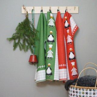 北欧キッチンタオル クリスマスモチーフ