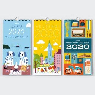フィンランドカレンダー「ケフボラ」2020年版