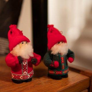 クリスマスオーナメント「ブティッキ」5種