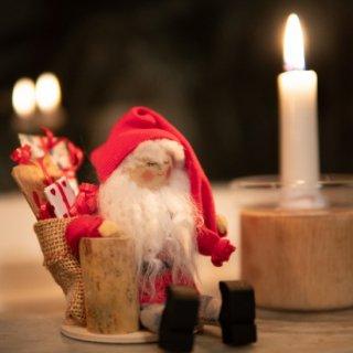 クリスマス人形「ブティッキ」4種