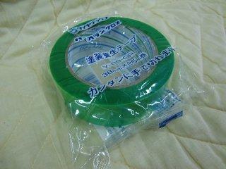 パイオランテープ38mm×25m巻 Y-09−GR(ダイヤテックス)