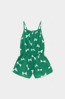 BOBO CHOSES(ボボショーズ)All Over Bow Woven Playsuit
