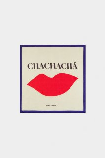 BOBO CHOSES(ボボショーズ)Chachacha Kiss Square Scarf