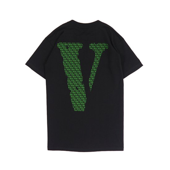 FRIENDS MATRIX T-SHIRT (GREEN)