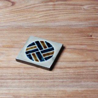 陶板(3寸:丸紋)