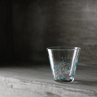 琉球ガラスコップ(ブルー)