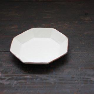 八角皿 (中)