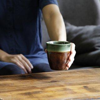 抹茶チョコカップ