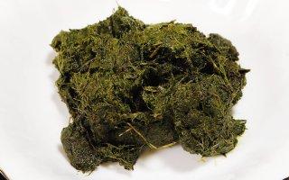 エゾ鹿グリーントライプ(胃の内容物)