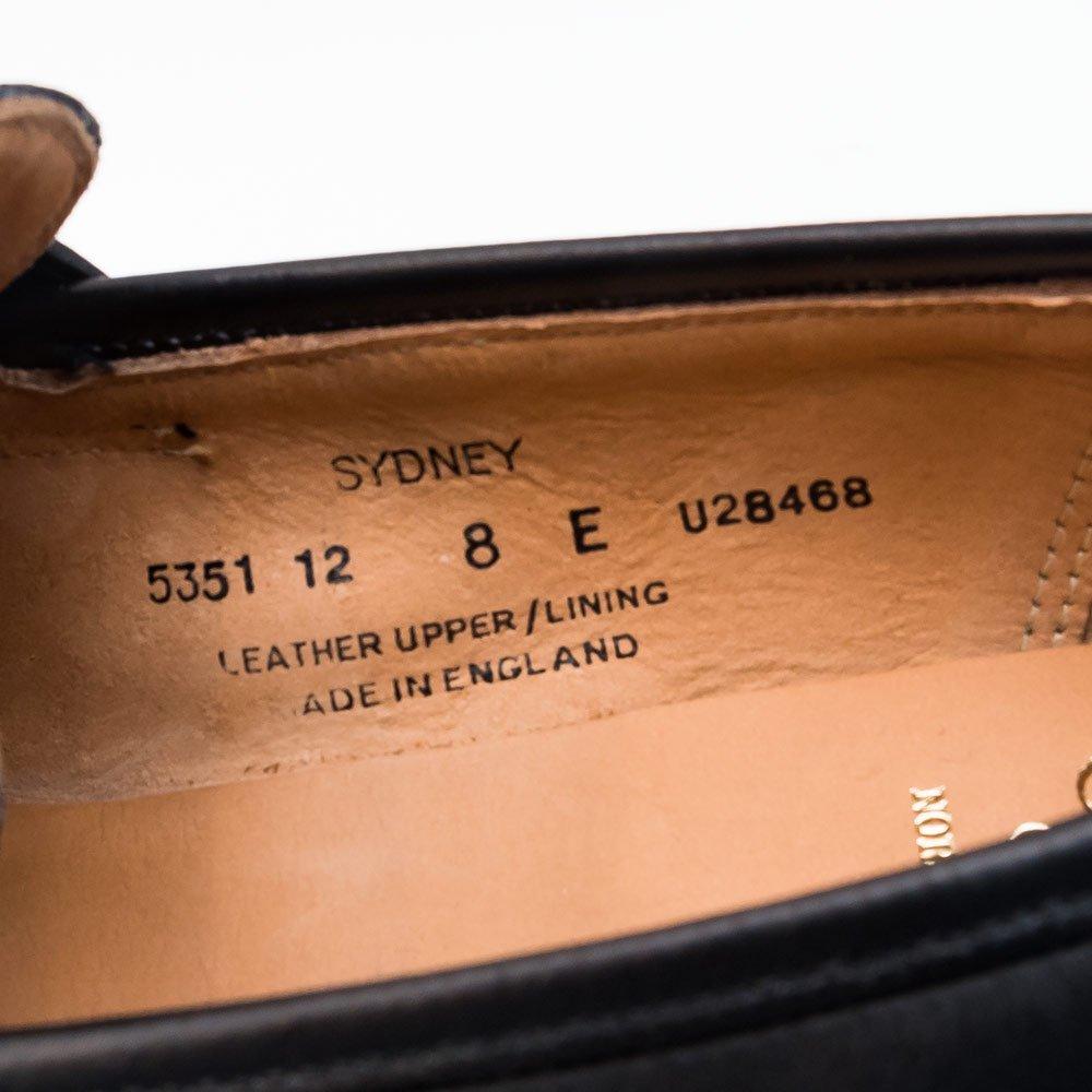 クロケット&ジョーンズ シドニー サイズ8E