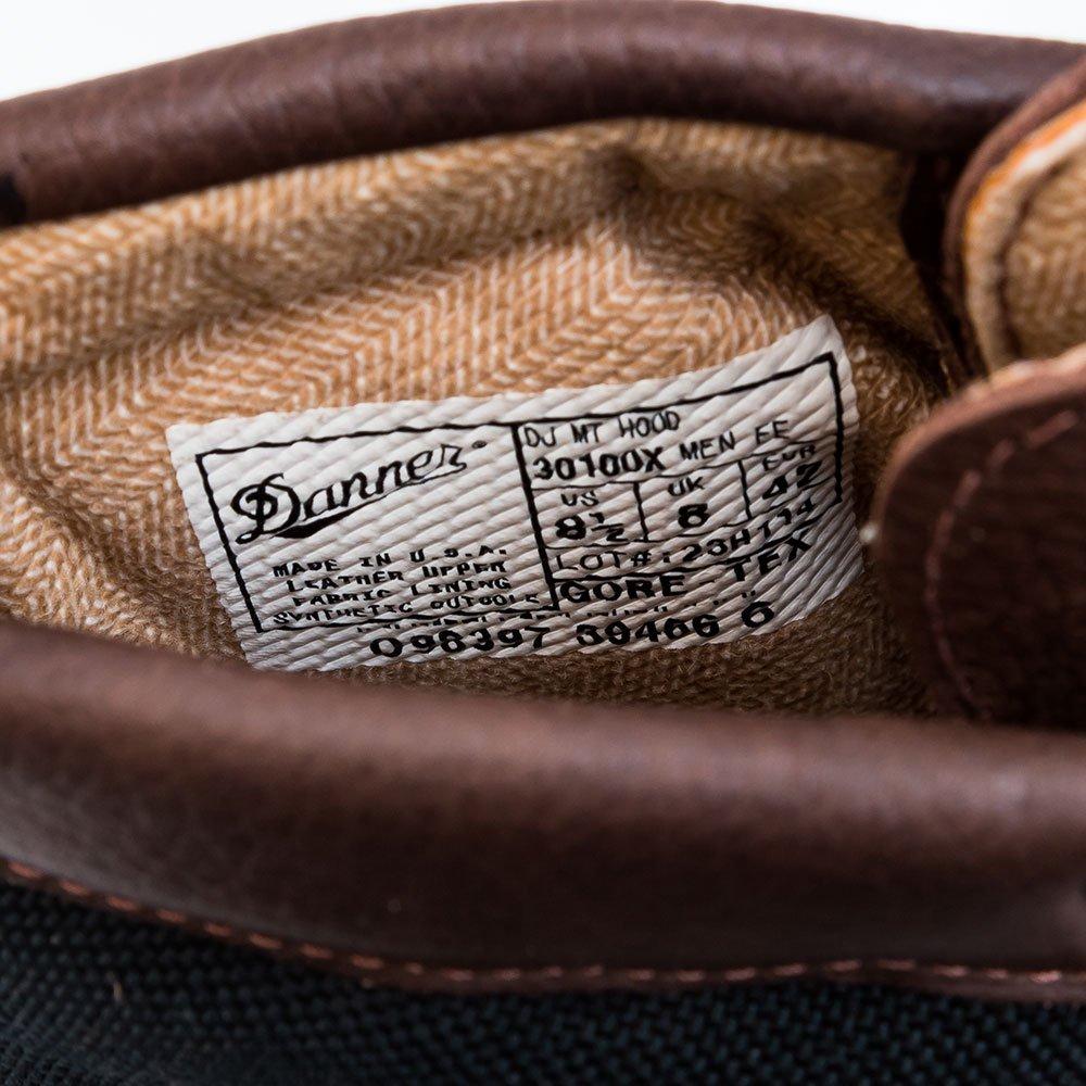 ダナー マウントフッドブーツ 30100X US8.5 白タグ デッド 未使用 サイズ8.5