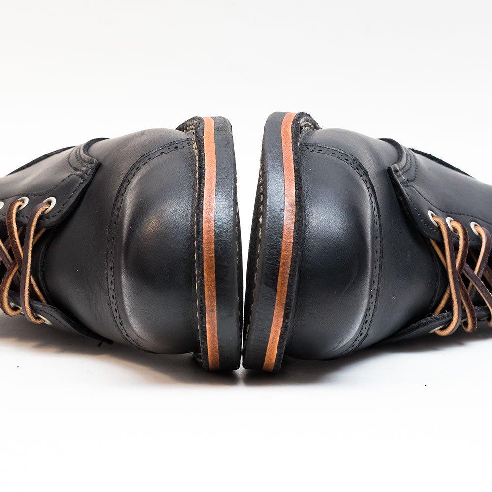 ヴァイバーグ ブーツ 【ヴァイバー】 #1950 サービスブーツラウンドトウ クロムエクセル  サイズ7.5