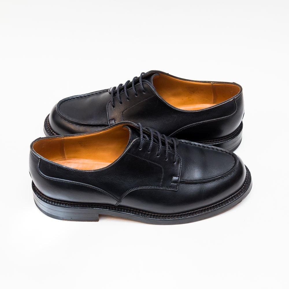 ジェイエムウエストン 641 golf(ゴルフ)ブラック ロシアンカーフ  レザーソール サイズ5.5E