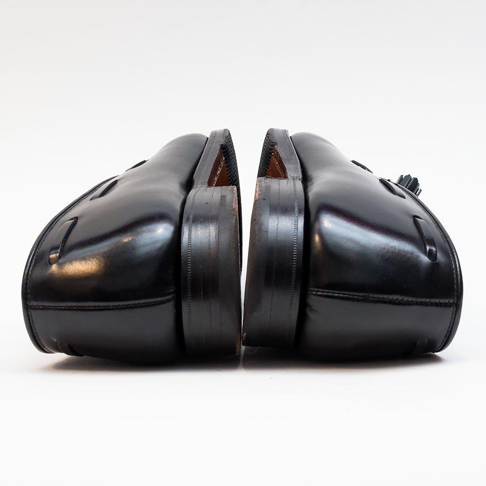 クロケット&ジョーンズ キャベンディッシュ(CAVENDISH)2 タッセルローファー ブラック サイズ6.5E
