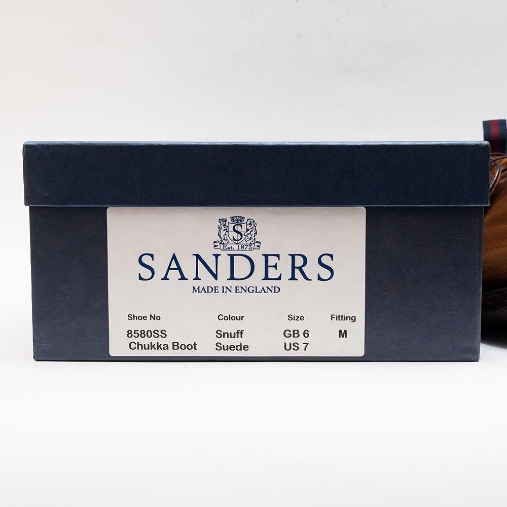 サンダース チャッカブーツ 8580SS サイズ6E