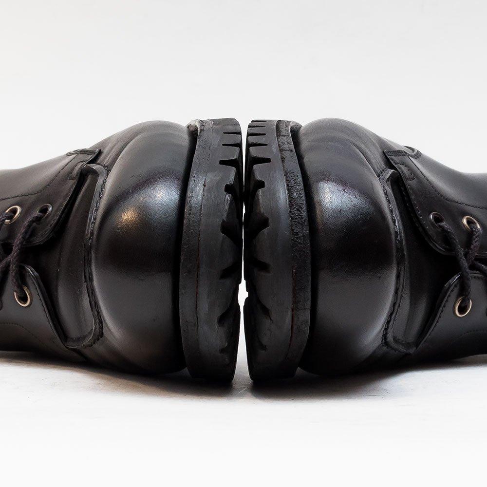 ジェイエムウエストン ゴルフブーツ 741 ブラック 編み上げ サイズ5D