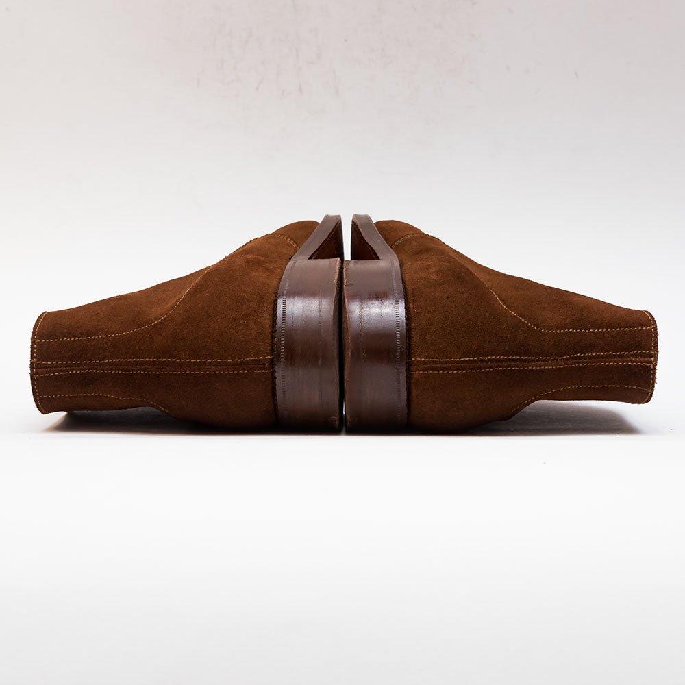 ポールセンスコーン クロケット&ジョーンズ製 チャッカブーツ サイズ5.5E