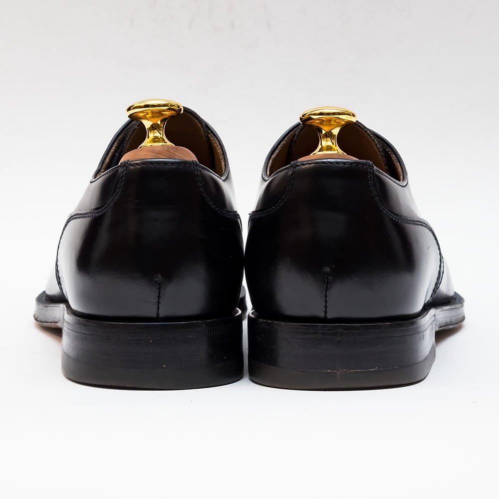 シルバノマッツァ Uチップ ブラック サイズ5.5