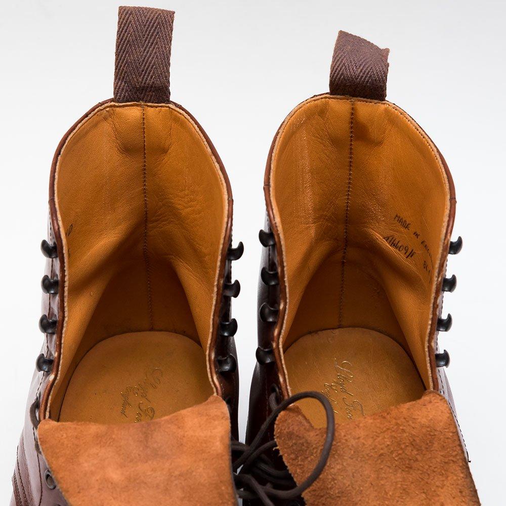 ロイドフットウェア キャップトゥブーツ チーニー製 サイズ6E
