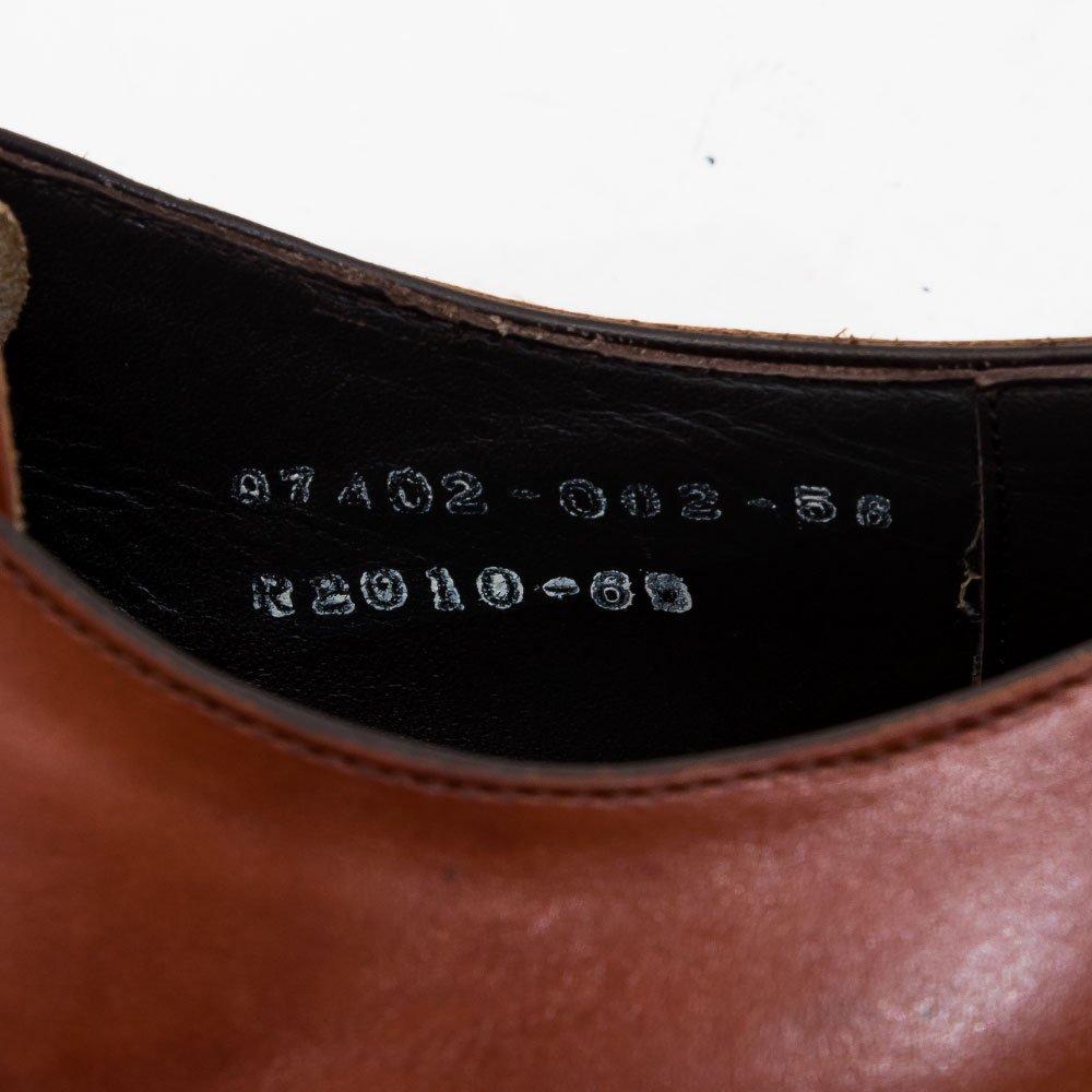三陽山長 友二郎(ともじろう) ストレートチップ 2010ラスト サイズ6.5
