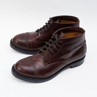 宮城興業 MD-06 伝禄 パンチドキャップトゥ ブーツ サイズ26.5E