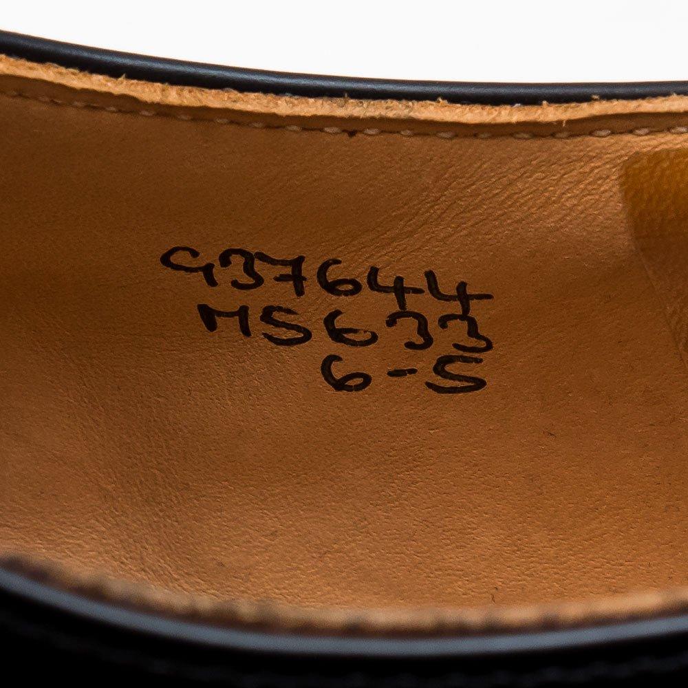 トリッカーズ M5633 バートン ポリッシュドバインダー サイズ6Fitting5