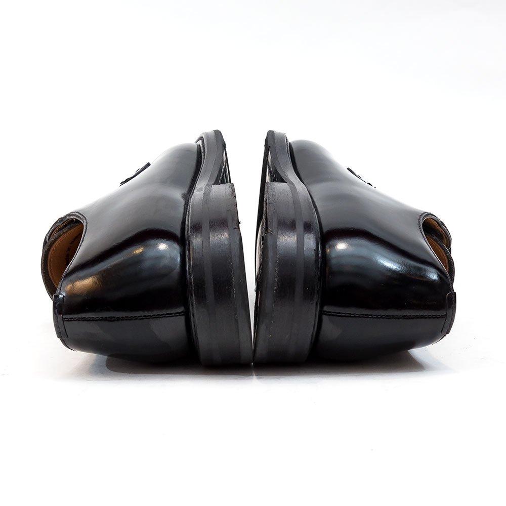 チャーチ Shannon � WR【シャノン II】 プレーントゥ レディース ブラック サイズ35