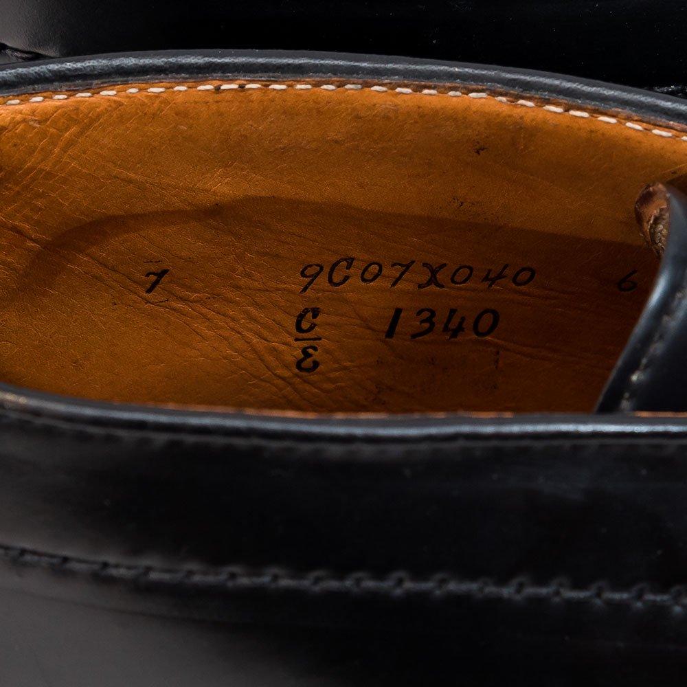 オールデン 1340 チャッカブーツ コードバン サイズ7E
