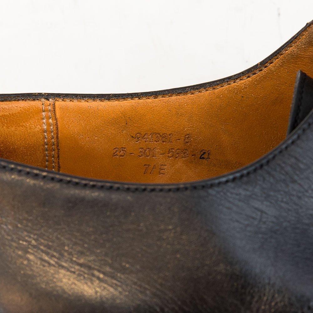 ジェイエムウエストン 598 ロジェ スプリットトゥダービー サイズ7.5E
