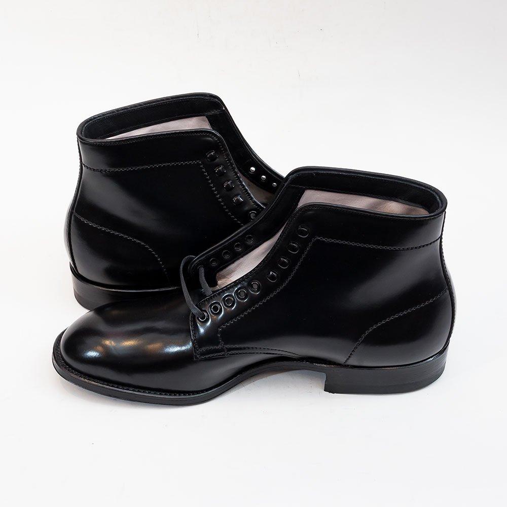 オールデン 4562H モディファイドラスト プレーントゥ コードバン ブーツ  サイズ9.5D