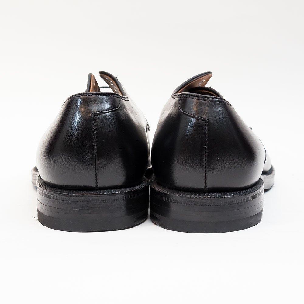 オールデン 968 プレーントゥ ブラック カーフ アバディーンラスト サイズ8.5D