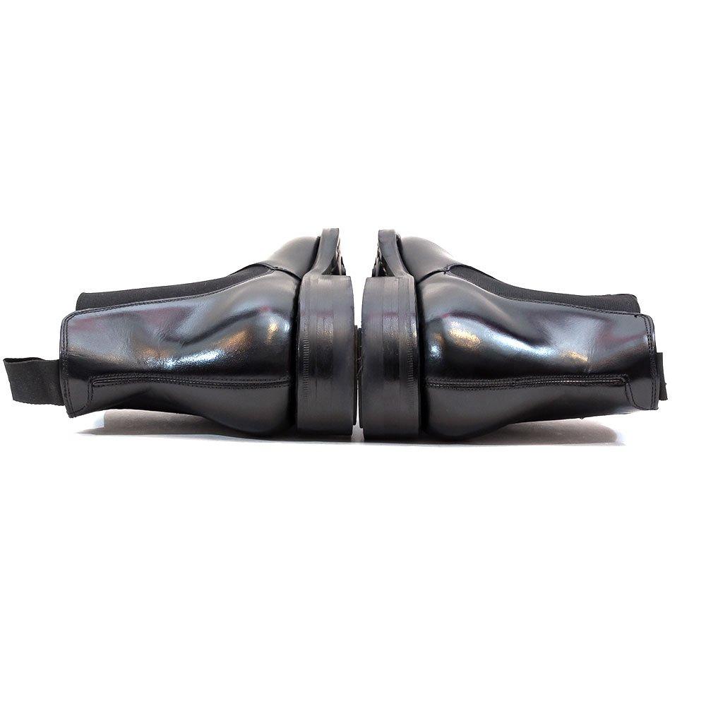 ジャランスリワヤ 98756 サイドゴアブーツ チェルシーブーツ サイズ6.5