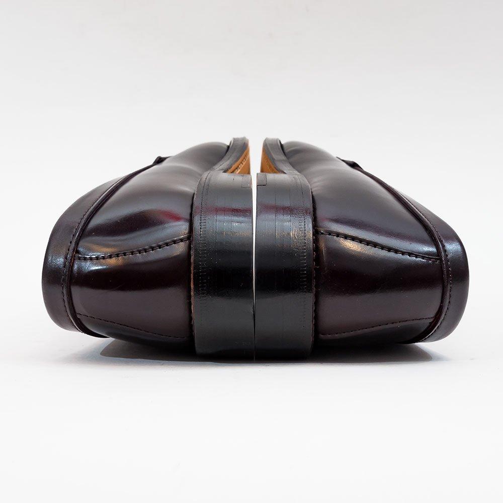 オールデン 99162 コインローファー コードバン バーガンディー サイズ7.5D