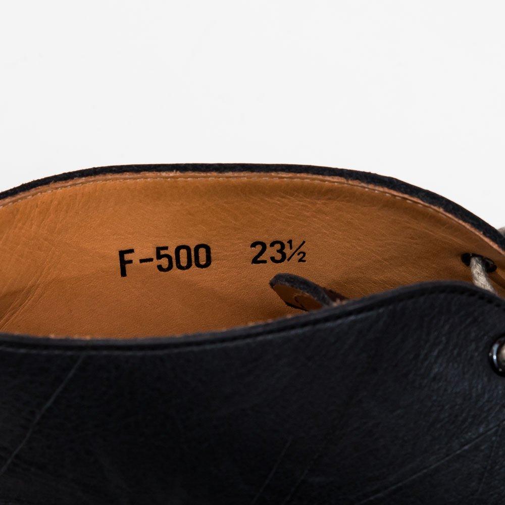 スコッチグレイン F500 マトリックス スパイダー ネイビー 限定生産 サイズ23.5EEE
