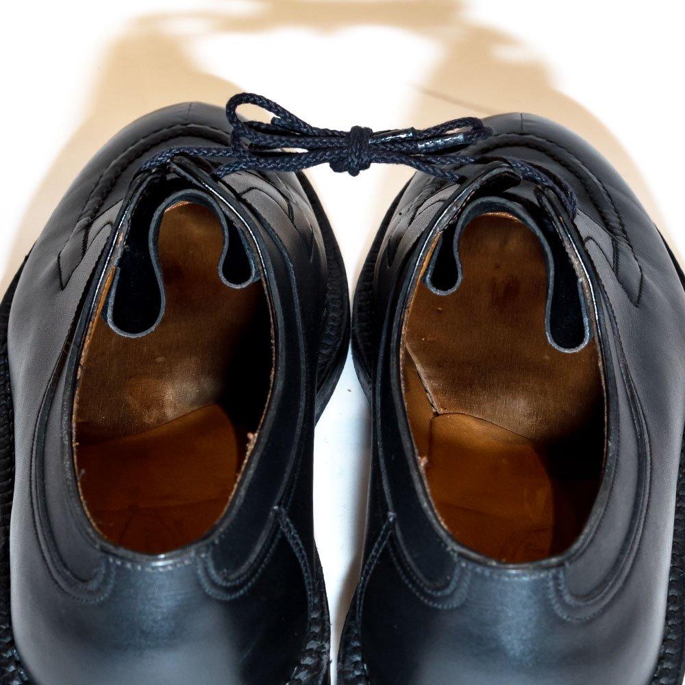 ジェイエムウエストン 677 ハントダービー 旧ロゴ ブラック 32ラスト サイズ8C