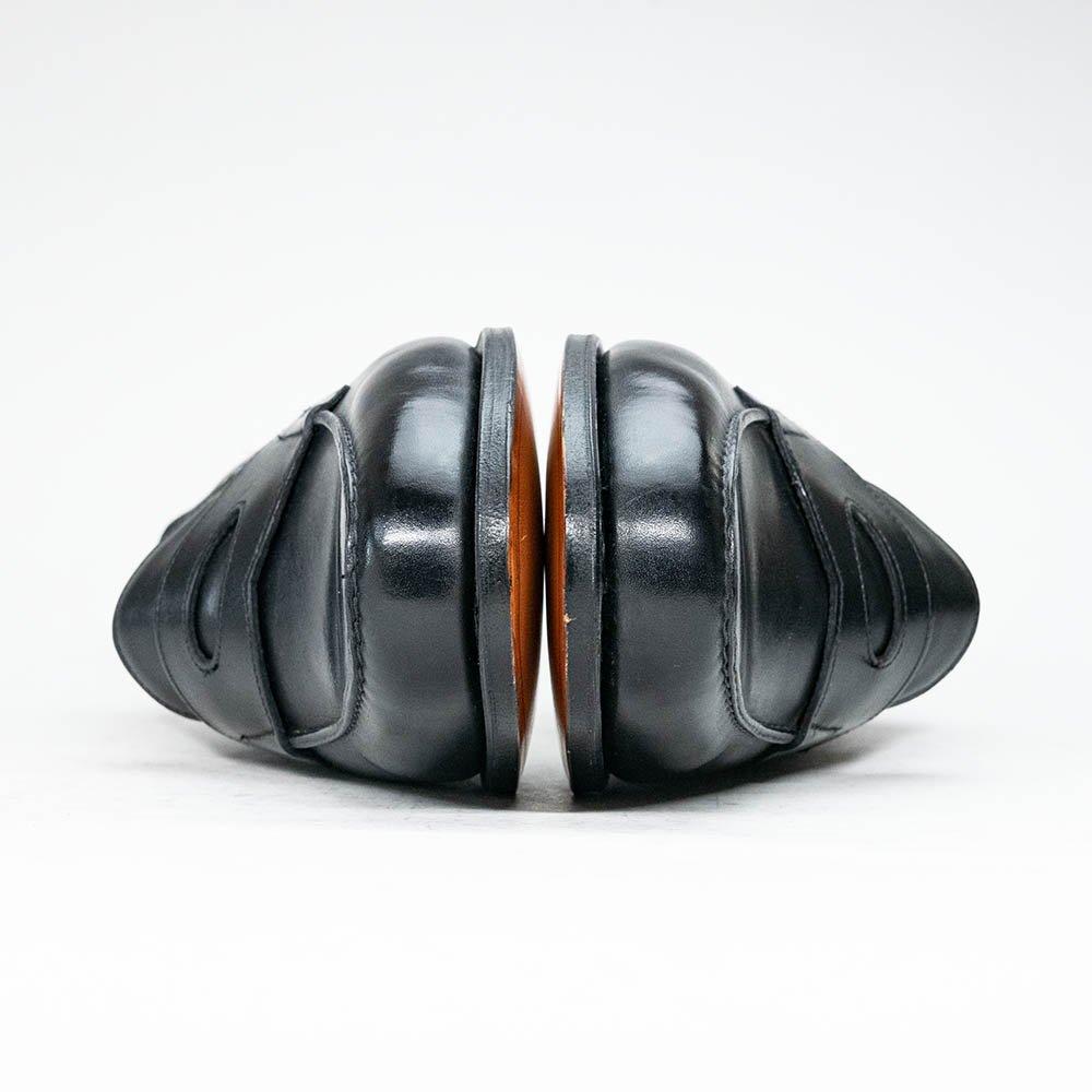 ジョンロブ LOPEZ【ロペス】ブラック カーフ ローファー 旧ジョンロブ サイズ7.5E