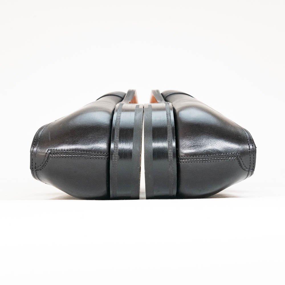 ジョンロブ Fencote 【フェンコート】Misty Calf 【ミスティカーフ】ブラック ローファー  サイズ7.5E