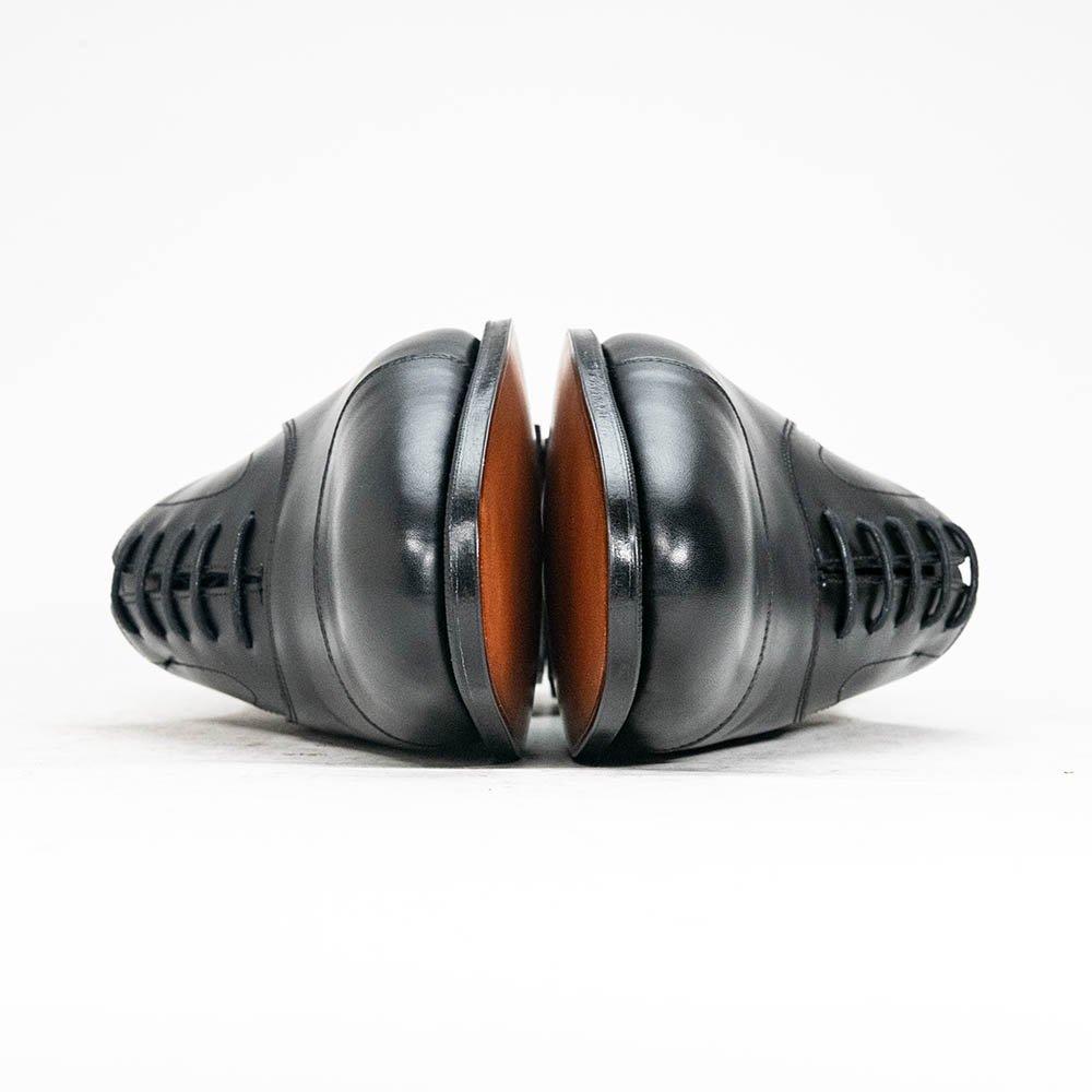 エドワードグリーン CHELSEA【チェルシー】ストレートチップ ブラック 82ラスト  サイズ7.5E