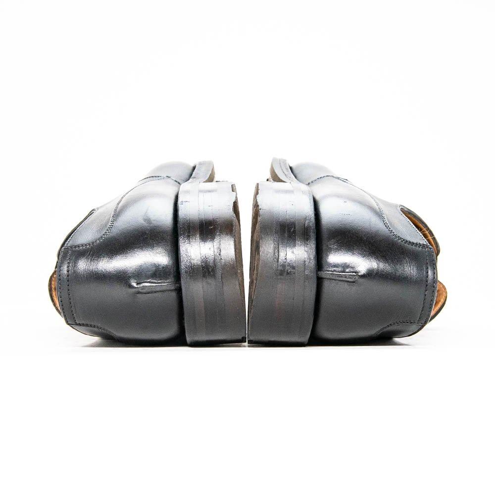 ジェイエムウエストン 641 GOLF【ゴルフ】Uチップ ブラック ロシアンカーフ サイズ7E