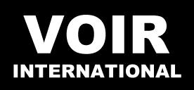 VOIR INTERNATIONAL ONLINE SHOP
