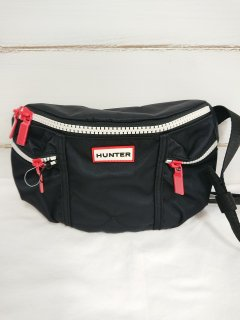 ■HUNTER-ORIGINAL NYLON BUM BAG