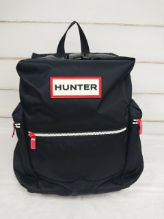 ■HUNTER-ORIGINAL LARGE TOP CLIP BACKPACK NYLON