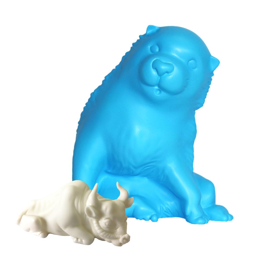 WAZURI -犬- パステルカラー【水色】