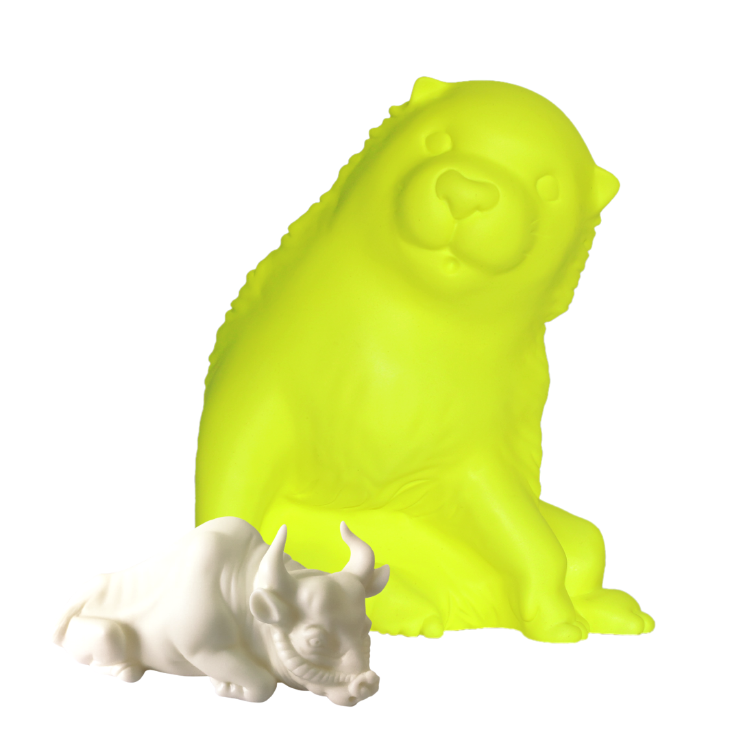 WAZURI -犬- パステルカラー【イエロー】