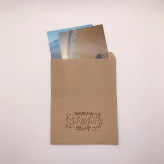 お渡し用みやげ袋【茶平袋】Mサイズ