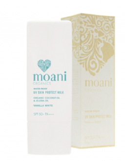 moani UV SKIN PROTECT MILK 日焼け止め